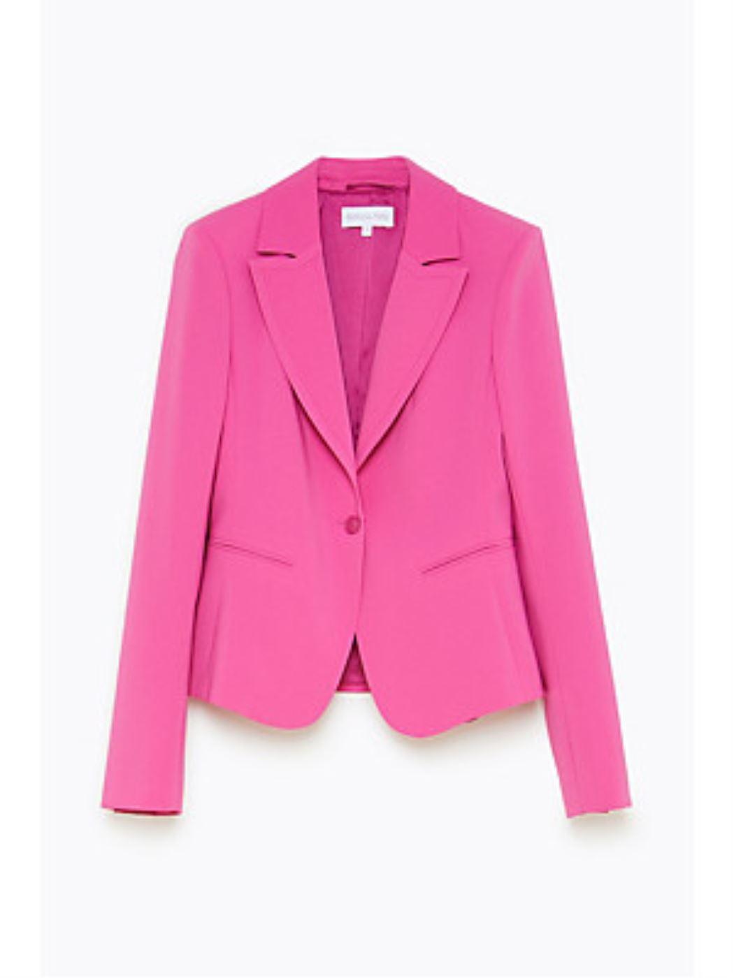 PATRIZIA PEPE giacca ad un bottone 8S0291A6F5