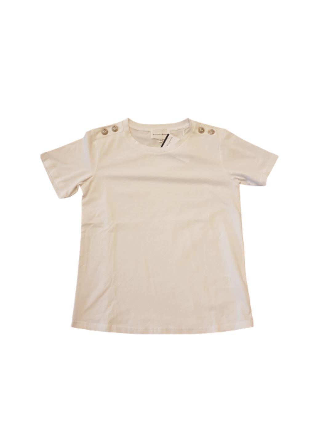 SILVIAN HEACH T-shirt fishriver bianca PGP20380TSFE