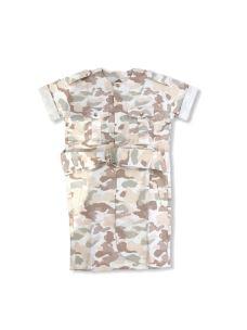 PATRIZIA PEPE Abito con stampa camouflage 1A2044A8H8