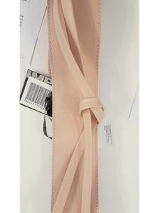 IMPERIAL Cintura rosa in vera pelle con lacci 2116DB0021-2