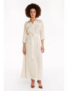 PATRIZIA PEPE abito chemiser 2A2092A6X8