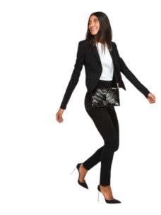 PATRIZIA PEPE pantalone 2P1278A1DX