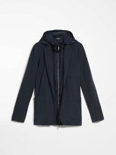 MAX MARA LEISURE giacca con cappuccio removibile 39160796000-1