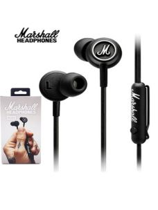 AURICOLARE IN EAR CON MIC. MODE NERO