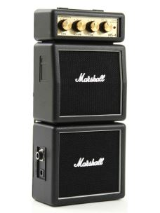 MARSHALL MS-4 MICRO STACK (BLACK)