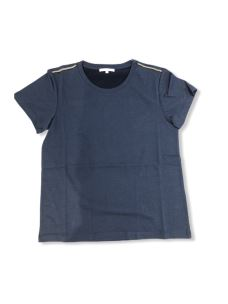 PATRIZIA PEPE t shirt girocollo 8M0995A6I3