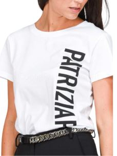 PATRIZIA PEPE t-shirt con stampa 8M1114A4V5