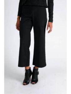 patrizia pepe pantalone cropped 8P0164-AQ39