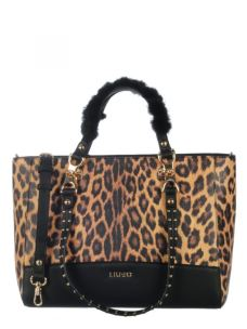 Liujo shopping bag maculata A69095E0419
