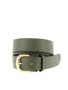 Cintura in similpelle effetto saffiano AA0291E0087 -1