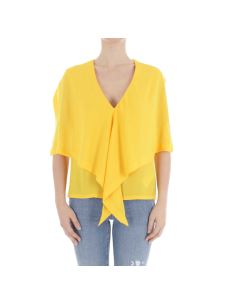 LIU JO TOP CON VOLANTS C19242T5193