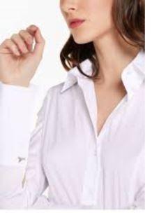 PATRIZIA PEPE Camicia bianca CC0356A01-1