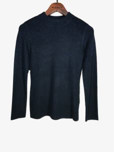 SILVIAN HEACH SWEATER TOURGAR PGA19516MA BLUE DARK
