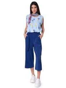 silvian heach pantalone crop PGP19323PA HF