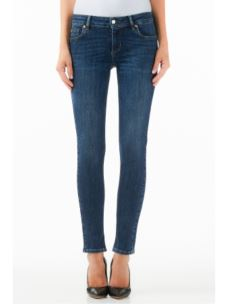LIU JO Jeans bottom up vita regolare U69016D4127