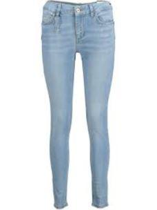 LIU JO Jeans a vita alta lavaggio chiaro UA0013D4434