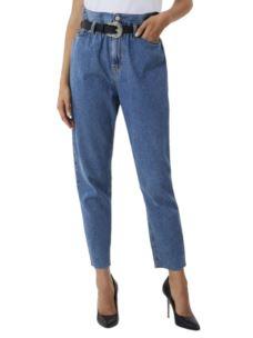 jeans caramella vita alta UF0103D4529