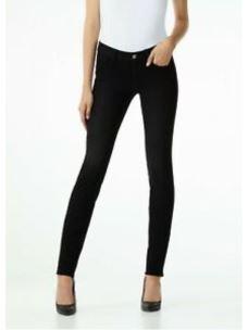 LIU JO Jeans skinny nero Amazing Fit a vita alta UXX037D4199