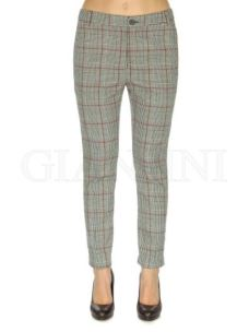 LIUJO pantalone chino corto W68451T0127