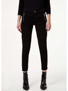LIU JO pantalone stretch con doppie cuciture W69358T8191-22222