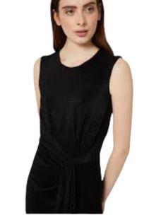LIU JO Vestito corto realizzato con filati lurex WA0173J4018-2