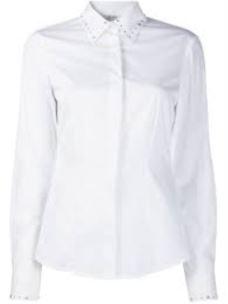 LIU JO Camicia con borchie a forma di stella WA0262T9371