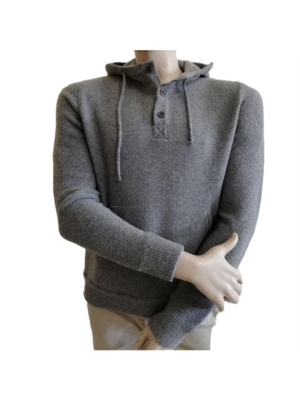 Maglia con Cappuccio Uomo H804