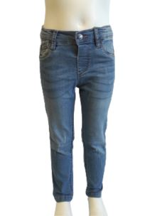 Pantalone Denim Neonato 21J5140