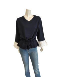 T-Shirt Scollo V Donna 31075