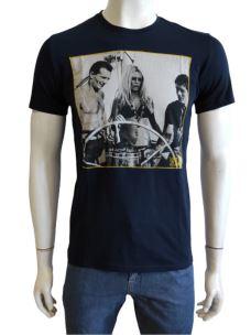 T-Shirt Uomo Manica Corta Con Stampa BRIGITTE