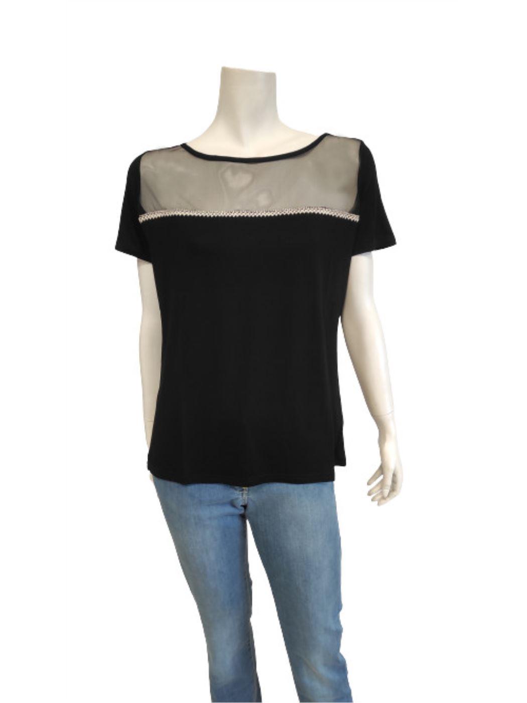 Short Sleeve Woman T-Shirt C610