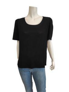 T-Shirt Donna Manica Corta Lurex C622