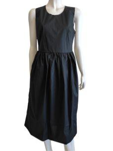 Vestito Donna Senza Maniche Cotone D464D4