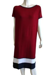 Vestito Donna Manica Corta Estate D505D7