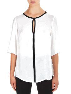 Camicia Donna  Manica Tre Quarti D950SQ