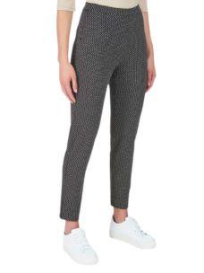 Pantalone Sigaretta Donna in Cotone Elasticizzato D990PY