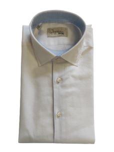 Camicia Uomo Cotone Lino Bio Inmedio IH5H027