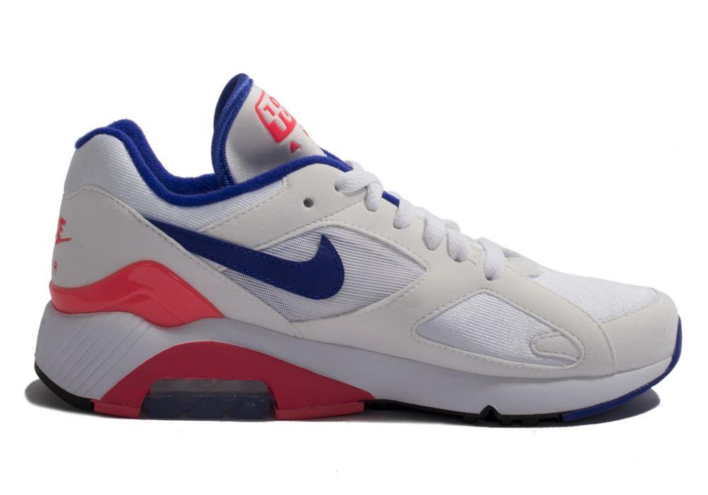 Nike Donna W Air Max 1 PRM 454746011 Black White Wolf grey PE17